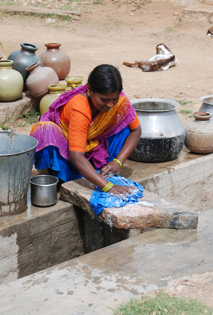 Domestic Chores, Bangalore, India
